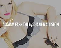 Swim Fashion by Diane Raulston Mobile Website Header