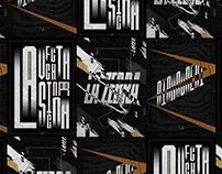 La Zebra Posters Project