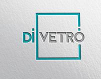 DiVetro logo design