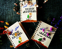 ThinkNatural Handmade Notebook