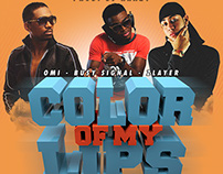 Color of My Lips - Omi, Busy Signal & zlayer