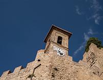 Another walk in Rocca Sinibalda...