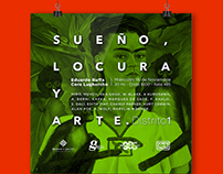 SUEÑO, LOCURA & ARTE · Distrito 1
