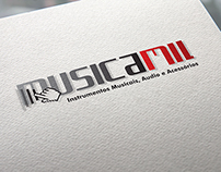Logo Musicamil