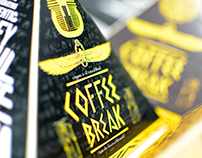 Coffee Break Branding and Package Design