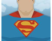 Super Heroes Vector