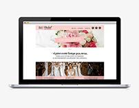 BAE: Bridal Art Experience - Web y Papelería