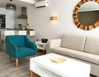 Rehabilitación Apartamento piloto tipo 3 para Royal Sun