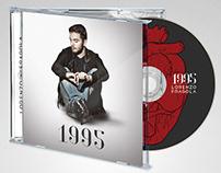 Lorenzo Fragola 1995 (disco d'oro Sony Italia)