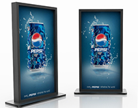 Pepsi Standy