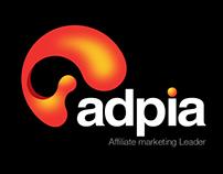 Adpia branding