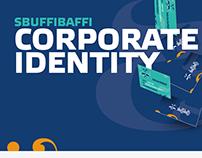 Sbuffibaffi - Corporate Identity