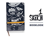 Sketch Booklook