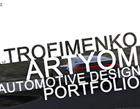 Portfolio Trofimenko Artyom April'17