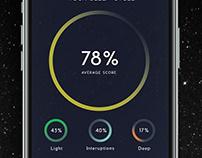 Sleep Cycle App UI