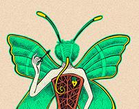 El secreto que guarda la Mariposa