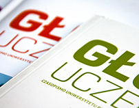 "Academic newspaper ""Glos Uczelni"""
