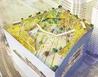 Render Process   Urban Block