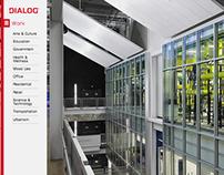 DIALOG Architecture Website