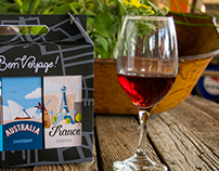 Bon Voyage! | Wine Packaging
