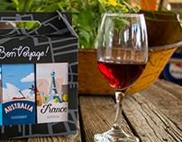 Bon Voyage! | Wine Packaging