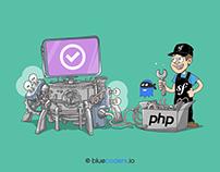 PHP / Symfony - BLUECODERS