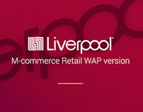 M-commerce - WAP application for Liverpool Corporation
