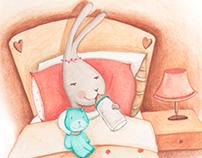 """Children's book: """"Togliamo il ciuccio"""""""