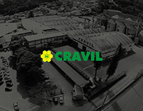 Site institucional - Cravil