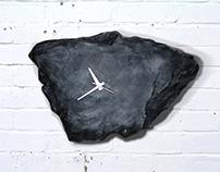 Blank Slate Clock