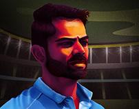 Cricket Magazine _Portraits