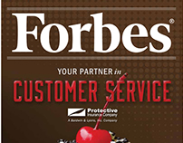 Forbes Advertising Campaign