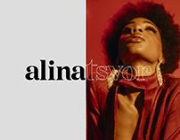 Alina Tsvor Branding
