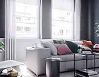 Flat Design  Loft