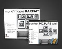 Frame set packaging