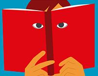 Diseño de tapa para El control de la lectura