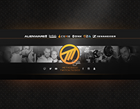 Twitter Banner Design for Method Sco