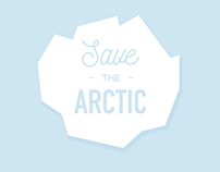 Save the Arctic | Illustration series