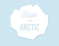 Save the Arctic | Illustration series