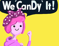 We Candy it!