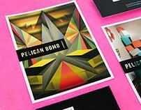 Pelican Bomb Website & Branding