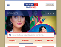 Timepass - Aircel (India)