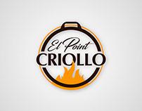 Logo EL POINT CRIOLLO