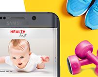 Health First App