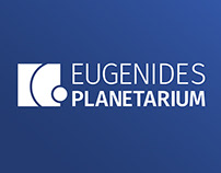 Eugenides Planetarium - Logo Redesign