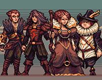 Mages guild fashion