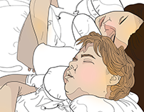 Illustration: Couple