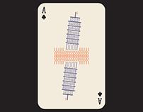 142: Series 5 - Poker Card Club Suit