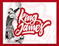 King James // Type & Drawing