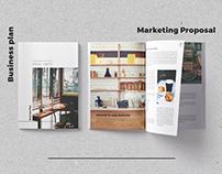 Business Plan // Marketing Proposal